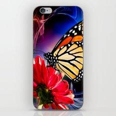 Butterfly Summer Dance  iPhone & iPod Skin