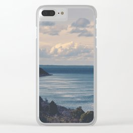 Dreamy Ocean Clear iPhone Case