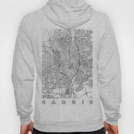 Madrid Map Line Hoody