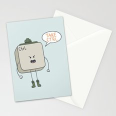 Take Control Stationery Cards