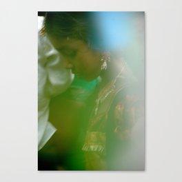 Little India Canvas Print
