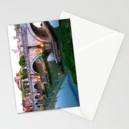 Ponte Sant'Angelo Stationery Cards