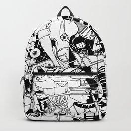 Organismo Meccanico Backpack