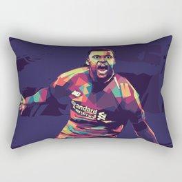 Wijnaldum Football Rectangular Pillow