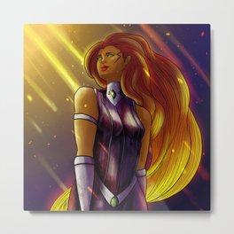 Starfire Metal Print