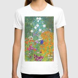 12,000pixel-500dpi - Klimt Farm Garden - Digital Remastered Edition T-shirt