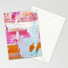 color splash #5 Stationery Cards