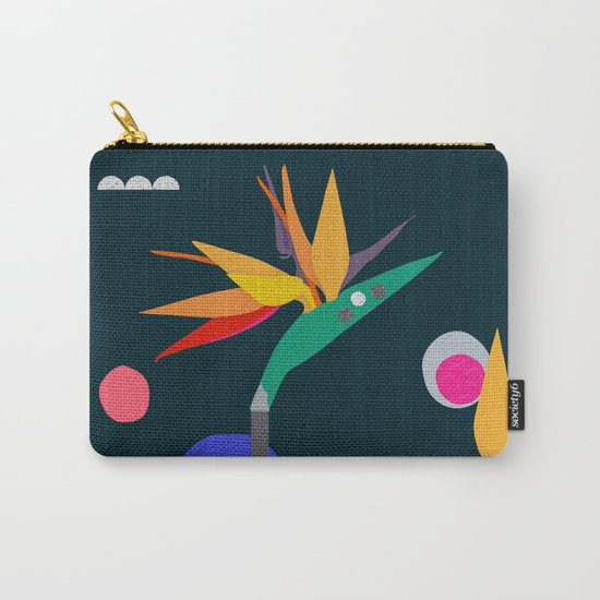 Take me to paradise. Please. Carry-All Pouch