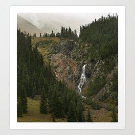 The Perfect Getaway Art Print