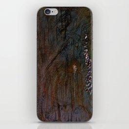 Vanishing Humanity iPhone Skin