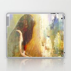 And you are not here with me Laptop & iPad Skin