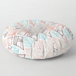 Boho Ethnic Pattern Floor Pillow