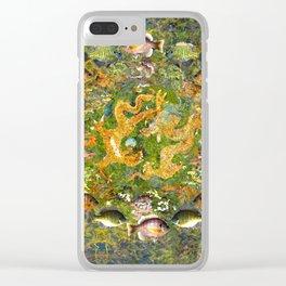 Dragon Spawn Clear iPhone Case