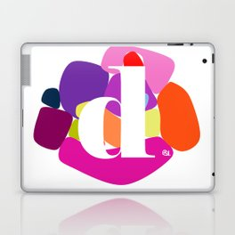 COLORBLOCKED MONOGRAM D Laptop & iPad Skin