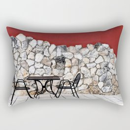 Passion For Dining Rectangular Pillow