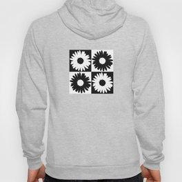 Checker Daisy Bouquet Hoody