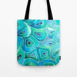 Roots Pattern Tote Bag