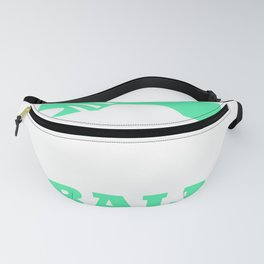 Awesome Pickleball Gift Pickle Ball Player Pickleball Print Fanny Pack