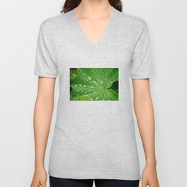 Green Life - The Peace Collection Unisex V-Neck