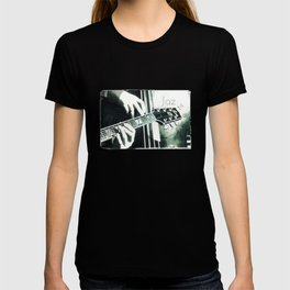 Double bass and Guitar T-shirt