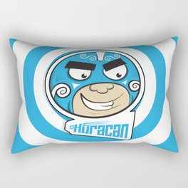 EL HURACAN... Rectangular Pillow