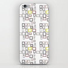 Art, Art Everywhere, but Not A Frame To Fill. iPhone & iPod Skin