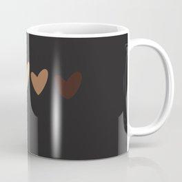 Nude Hearts Coffee Mug