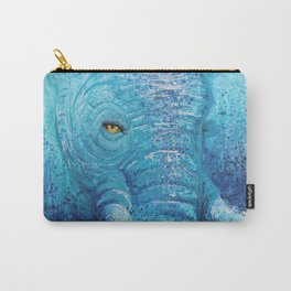 See Through My Eyes Carry-All Pouch