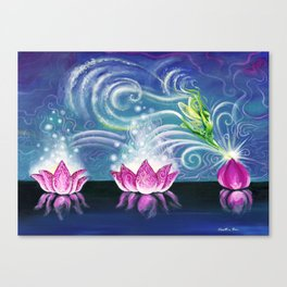Pixie Dance Canvas Print