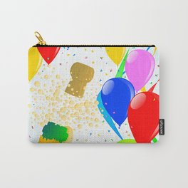 Balloon Party Carry-All Pouch