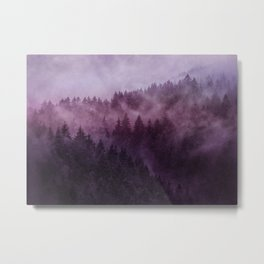 Excuse me, I'm lost // Laid Back Edit Metal Print