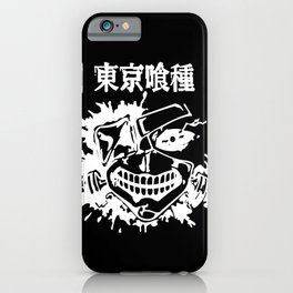 The Mask TG iPhone Case