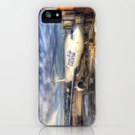 Iran Air Airbus A330-200 iPhone Case