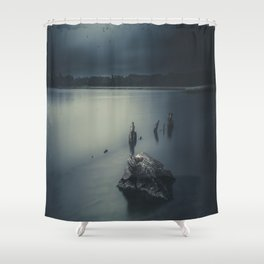 Rude boys II Shower Curtain