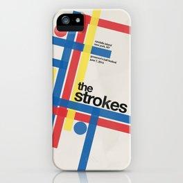 The Strokes Gov Ball iPhone Case