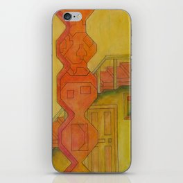 For the Squares: A Party at Auntie Mame's iPhone Skin