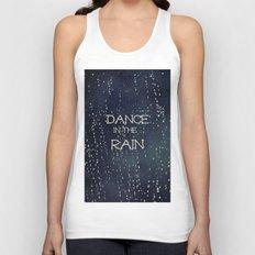 Dance in the Rain Unisex Tank Top
