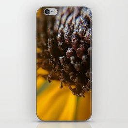 Brown Eyed Susan iPhone Skin