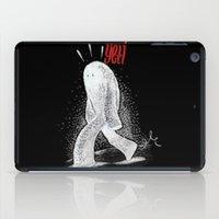yeti iPad Cases featuring Yeti by Sergi Ferrando
