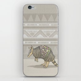 Abstract Armor iPhone Skin