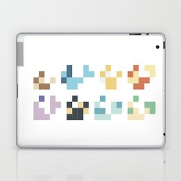The Elementals Laptop & iPad Skin