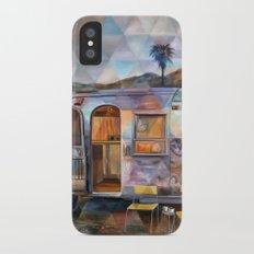 Morning in Paradise Slim Case iPhone X
