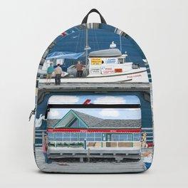 Steveston Landing Backpack
