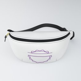"""""""All Things Are Given According To Your Thinking"""" tee design. Makes a nice and unique gift too!  Fanny Pack"""