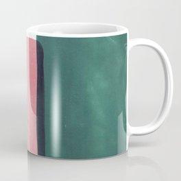 Tetra in Green and Pink Coffee Mug
