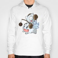invader zim Hoodies featuring Invader Poro Pix by HelloTwinsies