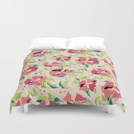 Pink Champagne – Cocktail Time Duvet Cover