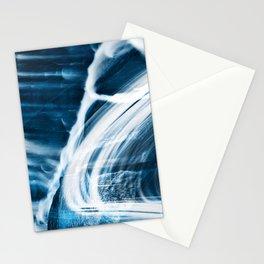 Blue Banshee Falls Stationery Cards