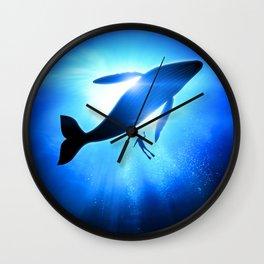 Miracle Sea Wall Clock