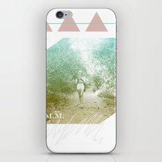 M.M. Collage iPhone & iPod Skin